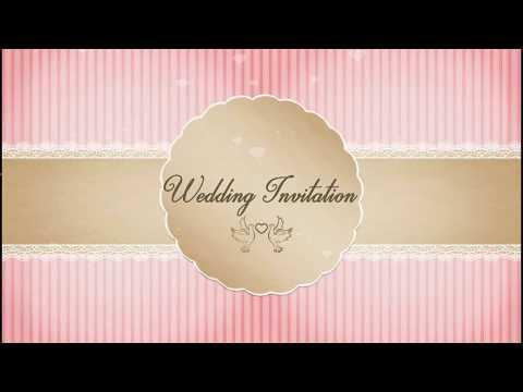 Whatsapp WEDDING/ENGAGEMENT Invitation , code: TIMWED