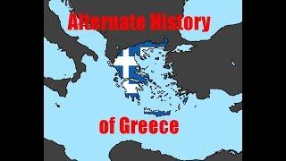 Alternate History of Greece (1356-2018)