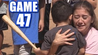 TEAM LUMPY! | On-Season Softball Series | Game 47