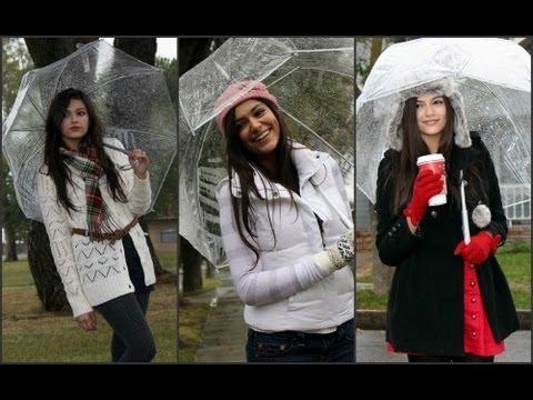 Rainy Day Fashion!!!