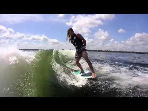 Skim Boating- Scott Byerly and Austin Keen 2015