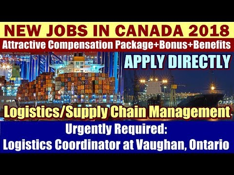 JOBS IN CANADA: