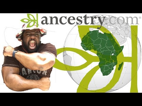 African American Ancestry DNA Results SHOCKER!!!