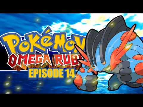 Pokémon Omega Ruby and Alpha Sapphire Lets Play! #14 MEGA SWAMPERT
