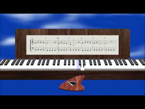 Lyrica (early 2015) background music: how to play it, sheet music, etc.