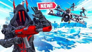 Welcome to Season 7 In Fortnite Battle Royale!