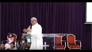 Prayer for the Middle East | Doha Qatar | Guest Speaker. Father. Berchmans | Live