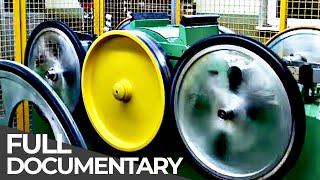 ► HOW IT WORKS - Episode 15 - Bicycle tyres, Spring rolls, Ski goggles, Oak barrels