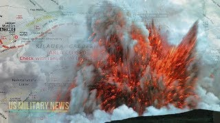 Alert: Kilauea Volcano Eruption Spreads Again, Sends