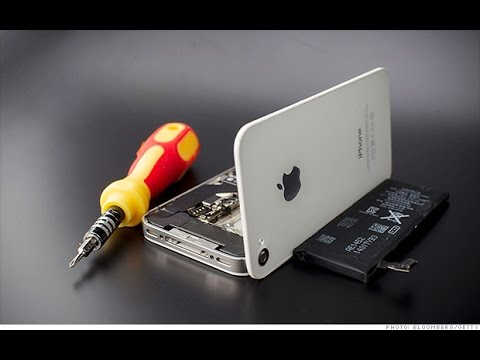 iPhone 5 Battery Replacement (Easy)
