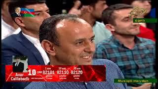 Anar Cəlilabadli musiqili meydan yuklədi sarvan 0517412453