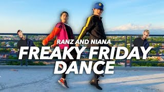 FREAKY FRIDAY - Lil Dicky ft Chris Brown Siblings Dance   Ranz and Niana