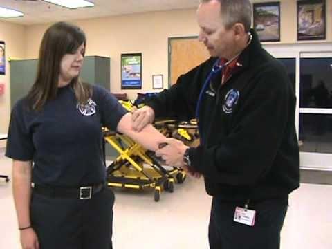 EMT Tips Blood Pressure