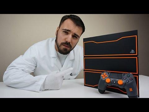 Die Schönste? - Call of Duty Black Ops 3 - Limited Edition PS4 Unboxing - Dr. UnboxKing - Deutsch