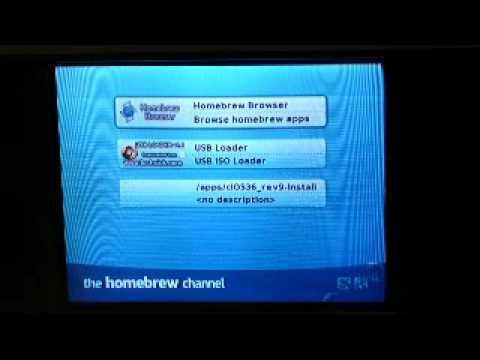 USB iSO Loader for Wii