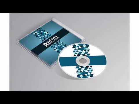 Free Download Photorealistic CD Cover MockUp
