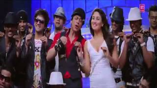 Criminal Full Song Ra One    ShahRukh Khan   Kareena Kapoor