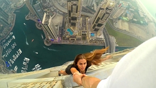 Most Crazy Girl Ever Viki Odintcova. Dubai #6