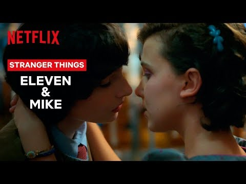 Xxx Mp4 Eleven And Mike's Love Story Stranger Things Netflix 3gp Sex