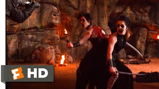Hansel & Gretel: Witch Hunters (2013) - War of the Witches Scene (8/10) | Movieclips