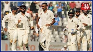India Vs England, 4th Test: All-round India Cap Off Resounding Series Win