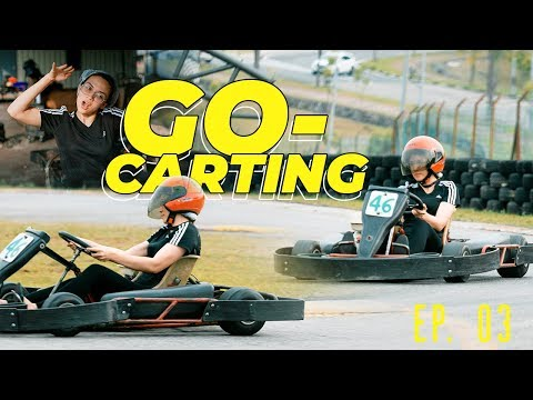 Xxx Mp4 GO CARTING LET 39 S GET FIT WITH DIANA DANIELLE Ep 03 3gp Sex