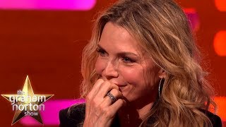 Michelle Pfeiffer Reacts to Being Mentioned in Uptown Funk   The Graham Norton Show