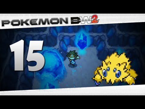 Pokémon Black & White 2 - Chargestone Cave [JPN]