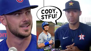 Carlos Correa CURSES OUT Cody Bellinger! MLB 2020 Projections, Aaron Judge (MLB News)
