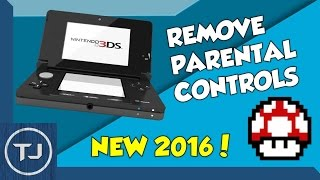Bypass, Reset, and Remove Nintendo Wii, Wii U, 3DS Parental