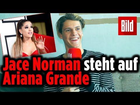 Jace Norman über Henry Danger und Ariana Grande