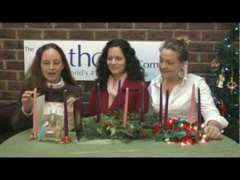DIY Advent Wreath Frame | Advent Wreath Base | The Catholic Company