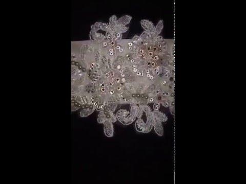Swarovski Crystal Bridal Belt By Art At The Aisle