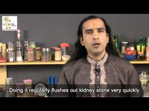 How To Get Rid Of Kidney Stones - Home Remedies for kidney stones By Sachin @ ekunji.com