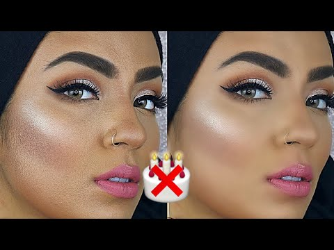 Get Smooth Foundation With All Drugstores Makeup - No Texture or Cakiness