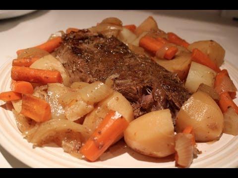 The Hillbilly Kitchen - Perfect Pot Roast