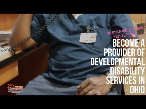 Become a Provider of Developmental Disability Services in Ohio