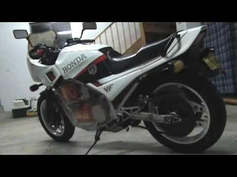 Electric Motorcycle Conversion Honda VF750