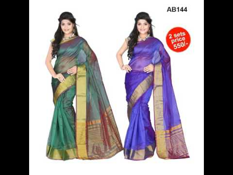 Best price Combo Sarees Online Shopping   Zinnga