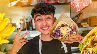 Je crée mon propre KEBAB / Mini-Stage avec un Kebabiste !! (Jme débrouille bien)
