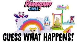 Powerpuff Girls Toy Tuesdays: Storymaker Guessing Game!   Cartoon Network