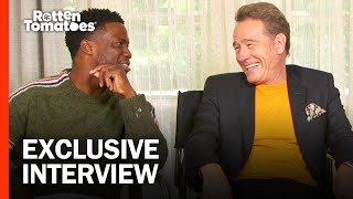 Bryan Cranston and Kevin Hart on Remixing a French Favorite with