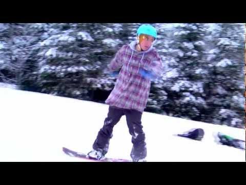 pre season snowboarding 2011