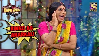Rinku As Anarkali - The Kapil Sharma Show