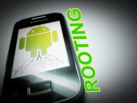 How to root Galaxy Pocket (2 min)