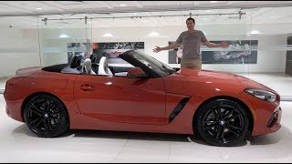 The 2019 BMW Z4 Is a Fun Luxury Roadster
