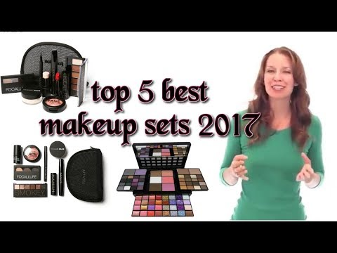 The Top 5 Best Makeup Kits Reviews 2017 - Cheap Rated Makeup Sets Review