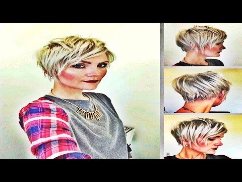 Mind Blowing Short Beautiful Hairstyles for Fine Hair for Women