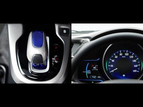 L Gear Honda Fit Hybrid Explanation in URDU