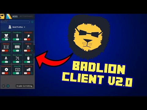 Badlion Client 2.0 - FPS Boost And Client Side Anticheat